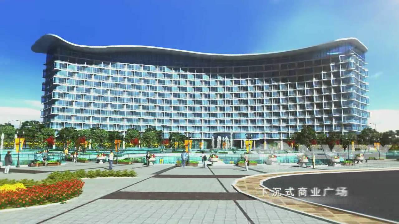 东海黄金海岸19克拉位于龙口东海黄金海岸旅游度假区中心位置月亮湾