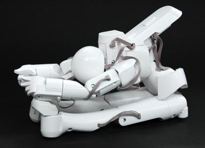 日本推出人偶模型输入3D动画角色动作